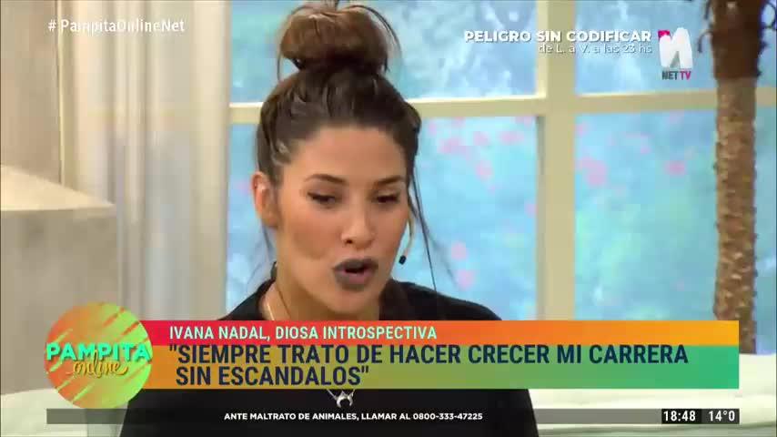 Ivana Nadal habla de acoso en el comienzo de su carrera