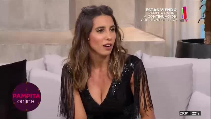 Cinthia Fernández en Pampita Online 18032020