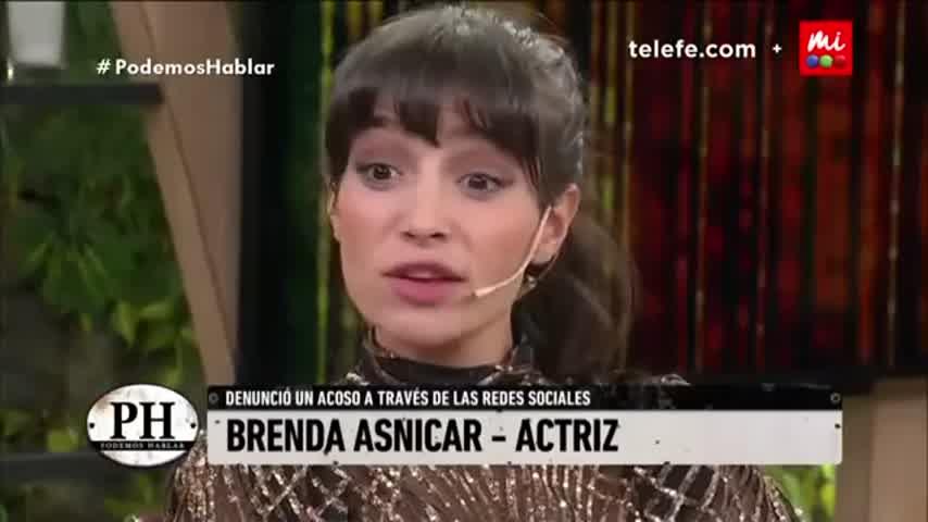Brenda Asnicar hizo una tremenda acusación contra un actor