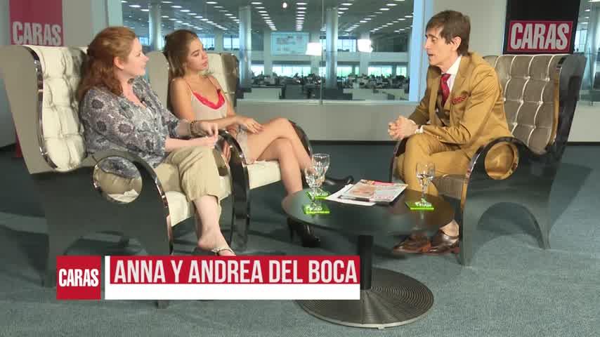 Anna y Andre hablan a corazón abierto.