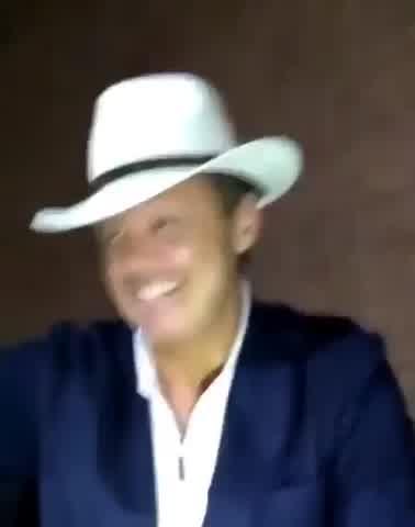 Luis Miguel llegó a la Argentina