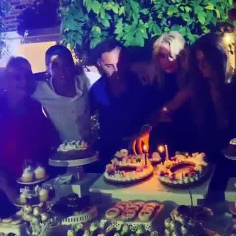 Yanina Latorre festejó su cumpleaños