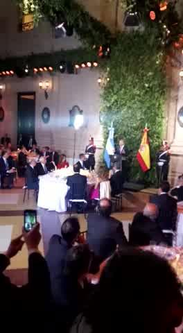 Gala con los reyes de España 2