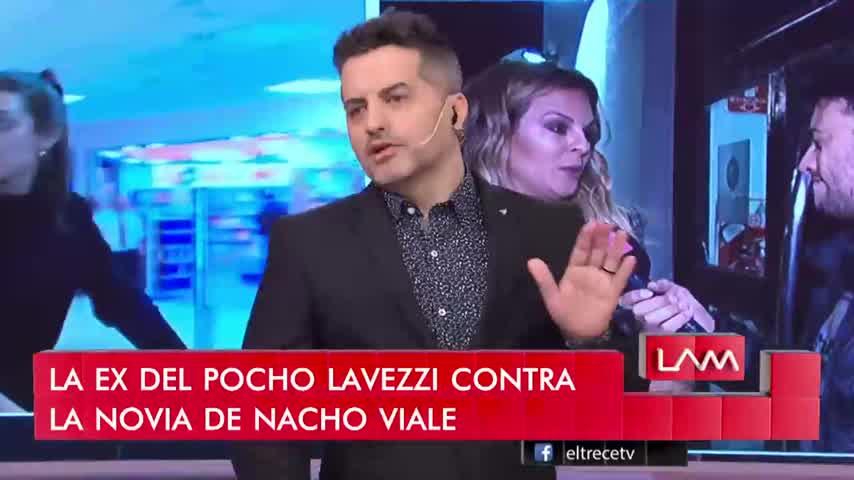 Infidelidad, traición y escándalo: Yanina Screpante VS Lucía Pedraza