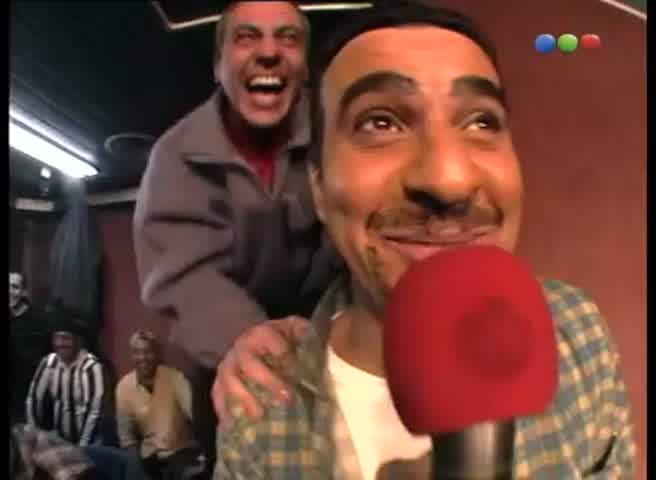 Yayo llora de la risa - Videomatch 98