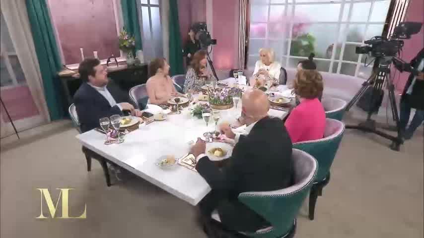 """Mirtha Legrand expresó su enojo con el programa de Ángel de Brito: """"Me ofendió tanto"""""""