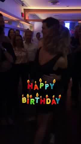 Cumpleaños Luisana Lopilato