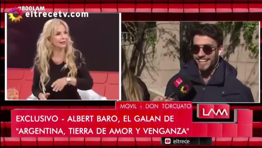 Graciela Alfano le pegó en vivo a Karina Iavícoli II