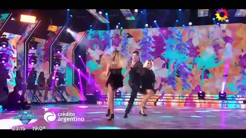 Debuto de Morena Rial en Bailando