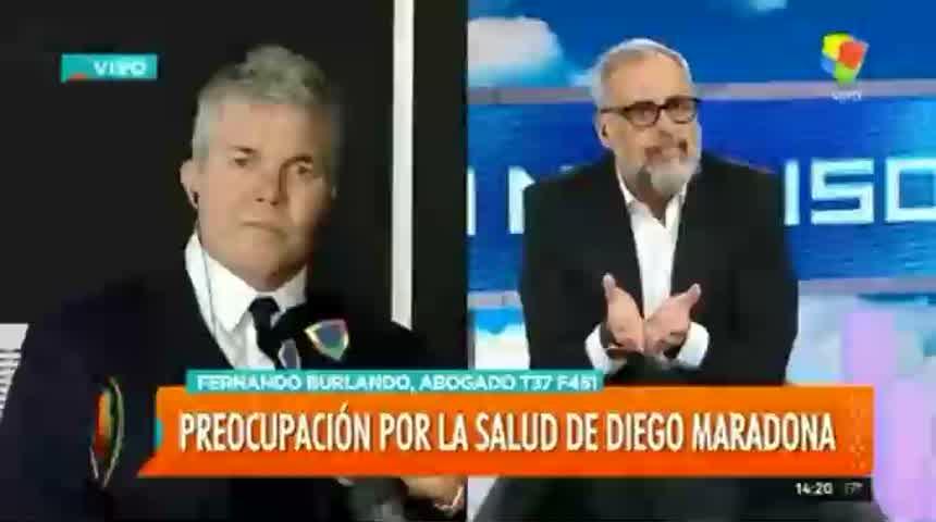 La salud de Diego