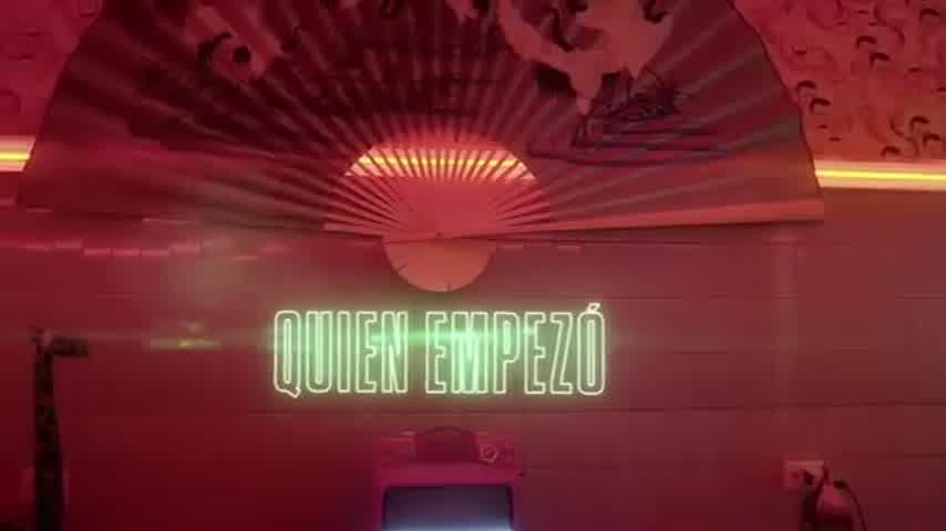 Quien Empezó - j mena ft Cazzu (Official Video)