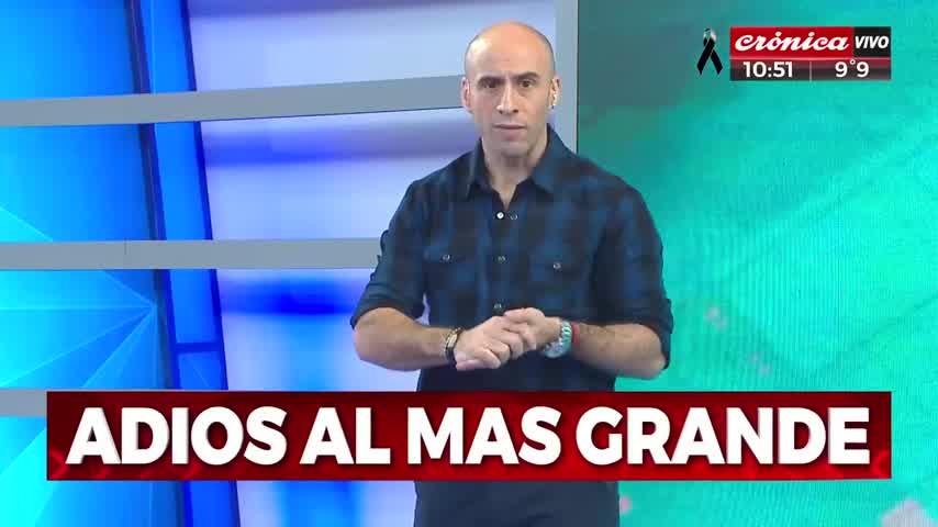 El desgarrador testimonio de Anabela Ascar tras la muerte de Héctor Ricardo García