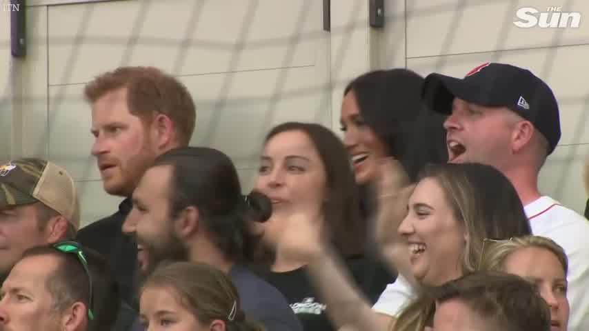 El príncipe Harry le hizo vivir otro incómodo momento a Meghan Markle