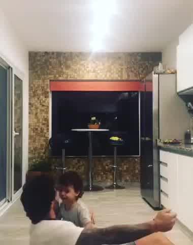 El hijo de Ximena Capristo y Gustavo Conti sigue los pasos de Messi