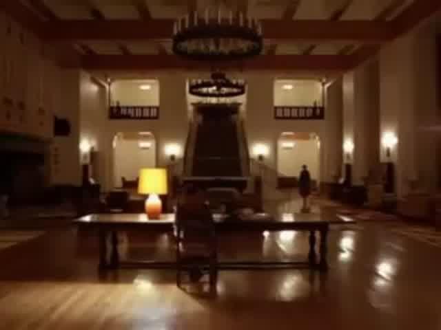 The Shining - Escena original