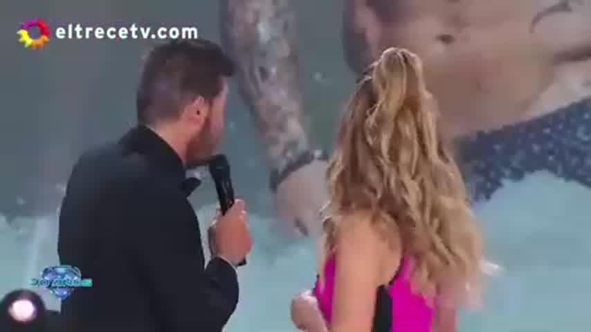 Yanina Screpante habló del Pocho Lavezzi en ShowMatch