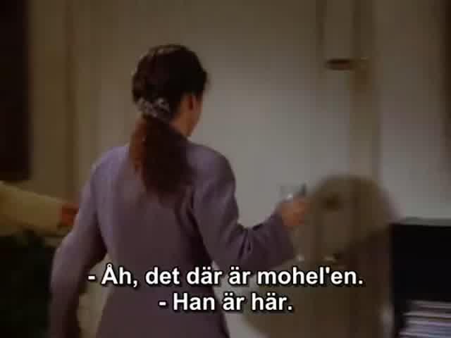 Seinfeld  - The mohel