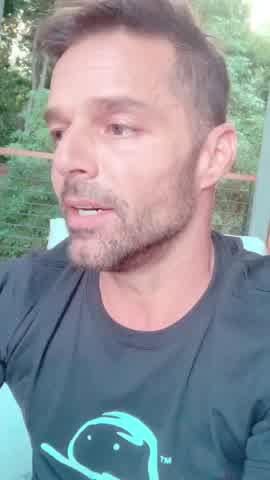 Ricky pidió la renuncia del gobernador de PUERTO RICO