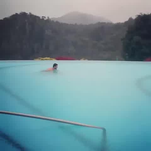 Delpo en Bariloche