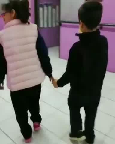 El emotivo video de Inés Estévez mostrando a su hija Cielo caminando
