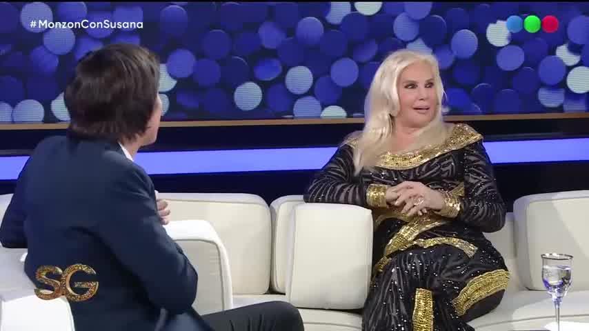Susana cuenta todo sobre su relación con Carlos Monzón - Susana Giménez 2019