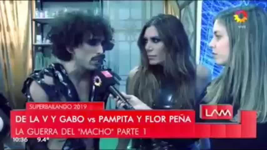 La filosa frase de Gabo Usandivaras a Pampita sobre su polémica ruptura con Vicuña