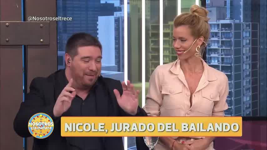 Le ofrecieron a Nicole Neumann ser diputada ¿Ella qué respondió?