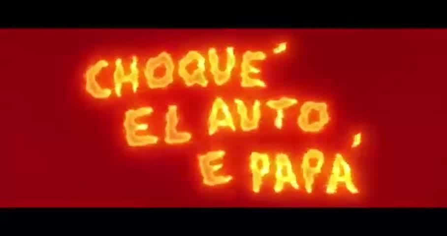 Kiddo Toto - Choqué El Auto e Papá (Video Oficial)