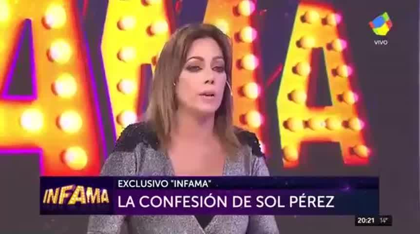 Sol Perez quiere ser diputada