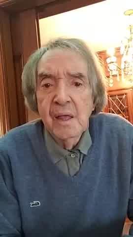 Carlitos Bala 94 años