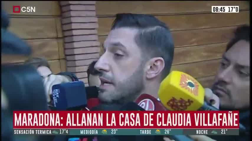 Maradona Vs Villafañe