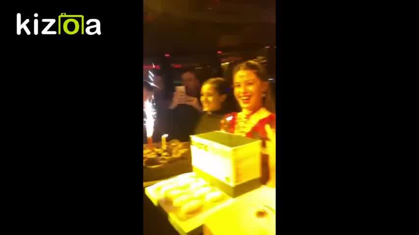 Cumpleaños de Mica