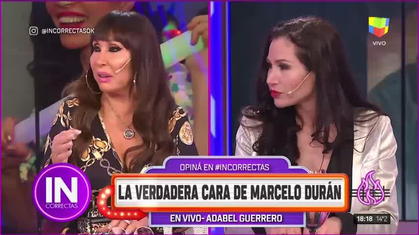 """El dramático relato de Adabel Guerrero: \""""Encontré muerta a mi mamá\"""""""
