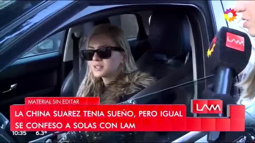 El descargo de la China Suárez tras el escándalo con Puli Demaría
