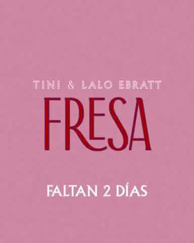 Tini Fresa I