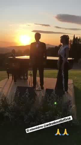 Casamiento del Cholo y Carla