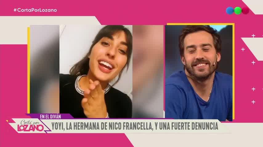 Test de redes sociales con Nico Francella - Cortá por Lozano 2019