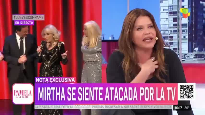Nazarena Vélez abre su corazón y nos cuenta de todo - Pamela a la Tarde (26/09/2019)