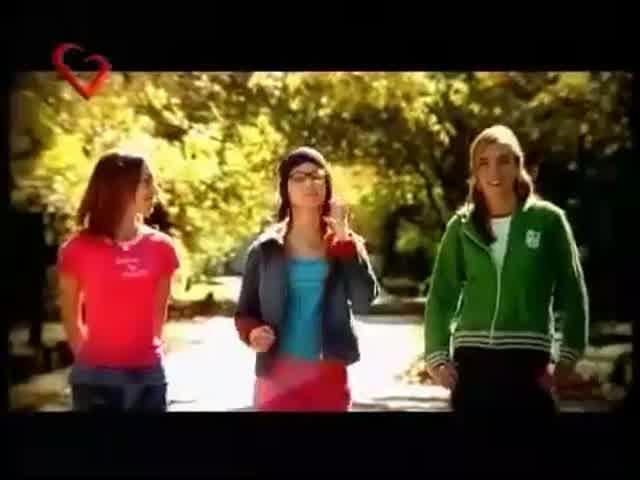 """Rebelde Way, Canción \""""Bonita de más\"""", video clip"""