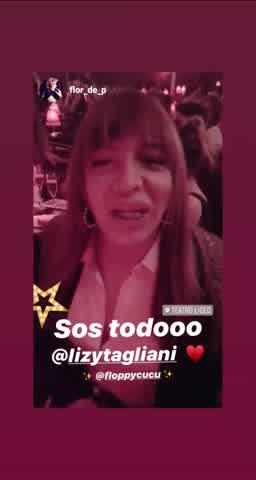 Lizy Tagliani reconciliada