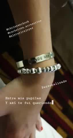 El detalle íntimo que comparten Fabián Cubero y Mica Viciconte