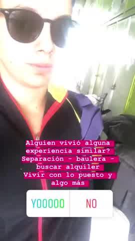 Natalie Pérez se mudó