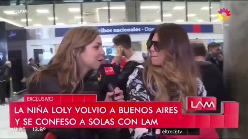 Mariana Antoniale en Argentina