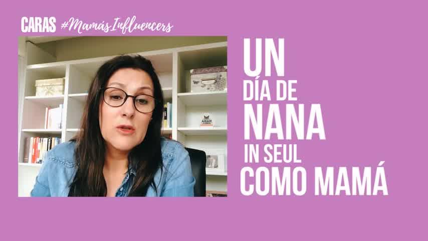 Nana in Seúl #MamásInfluencers