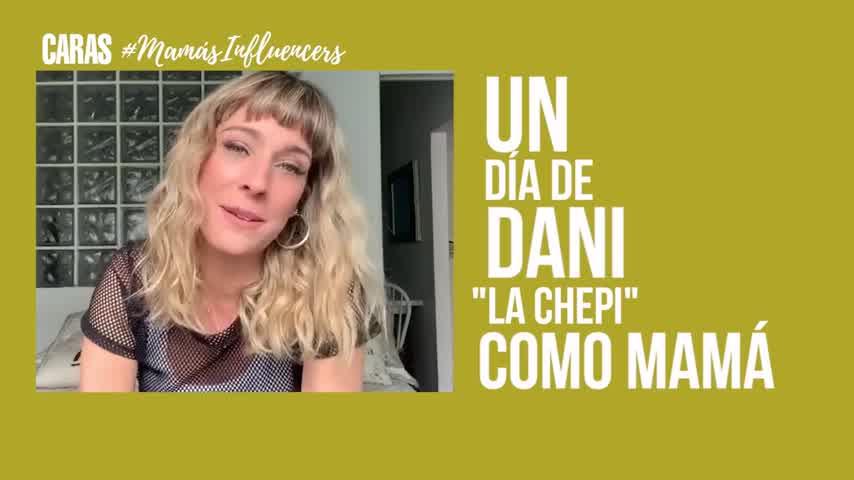 Mamas influencers: Daniela La Chepi