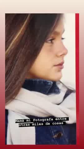 Natalie Pérez de chica