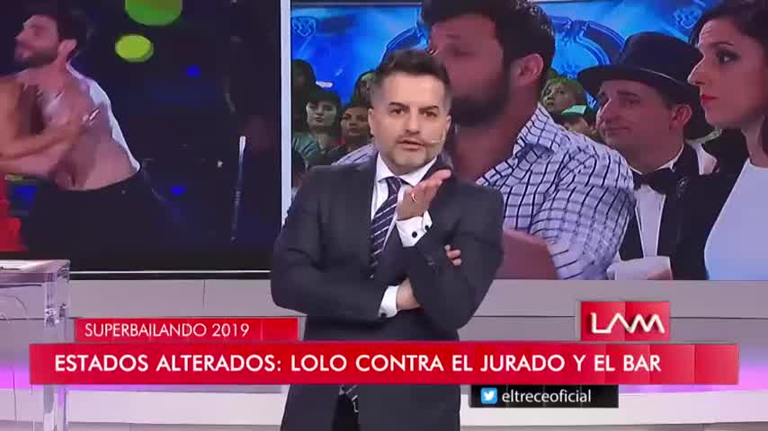 Cinthia Fernández contra Luciana Salazar