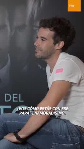 Entrevista a Nicolás Cabré