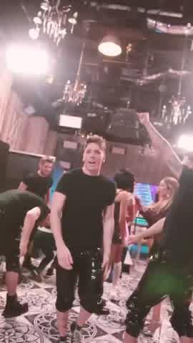 Barby Franco en el bailando