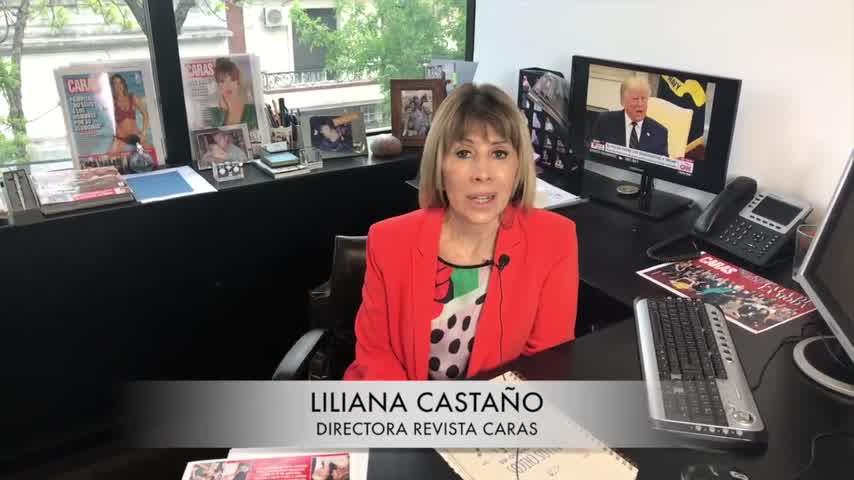 Liliana Castaño cuenta la anécdota con Wanda, Maxi López e Icardi